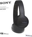 SONY WH-CH510/B Wireless On-Ear Headphones - Bluetooth - Black