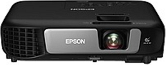 Epson EX7260 LCD Projector - 16:10 - 1280 x 800 - Front, Ceiling, Rear - 720p - 6000 Hour Normal Mode - 10000 Hour Economy Mode - WXGA - 15,000:1 - 36