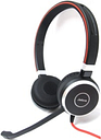 Jabra EVOLVE 40 UC Headset - Stereo - USB Type C - Wired - Over-the-head - Binaural - Supra-aural - Noise Canceling