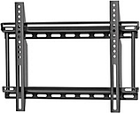 "Ergotron Neo-Flex 60-615 Wall Mount for Flat Panel Display - Black - 23"" to 42"" Screen Support - 80 lb Load Capacity"