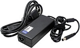 HP 391173-001 Compatible 90W 19V at 4.7A Black 7.4 mm x 5.0 mm Laptop Power Adapter and Cable - 100% compatible and guaranteed to work