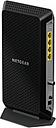 NETGEAR Nighthawk DOCSIS 3.1 WiFi 32x8 Cable Modem, CM1200 - 4 x Network (RJ-45) - 1024 Mbit/s Broadband - Gigabit Ethernet - Desktop