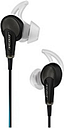 Bose QuietComfort 20 Acoustic Noise Cancelling Headphones Apple Devices - Stereo - Mini-phone (3.5mm) - Wired - Earbud - Binaural - In-ear - 4.33 ft C