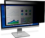 """3M Framed Privacy Filter for 19.5 in Monitors 16:9 PF200W9F Black - For 20"""" Widescreen LCD Monitor - 16:9 - Scratch Resistant, Dust Resistant"""
