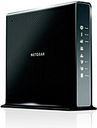 Netgear Nighthawk C7100V IEEE 802.11ac Cable Modem/Wireless Router - 2.40 GHz ISM Band - 5 GHz UNII Band - 237.50 MB/s Wireless Speed - 4 x Network Po