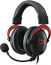 HyperX Cloud II Headset - Mini-phone (3.5mm) - Wired - 60 Ohm - 15 Hz - 25 kHz - Over-the-head - Binaural - Circumaural - 3.28 ft Cable - Condenser Mi