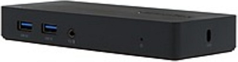 VisionTek VT1000 Universal Dual Display USB 3.0 Dock - for Notebook/Tablet PC/Desktop PC - USB 3.0 - 3 x USB Ports - 3 x USB 3.0 - Network (RJ-45) - H