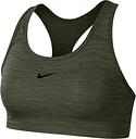 Nike Sujetador Deportivo Mujeres - Oliva, Negro