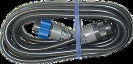 LOWRANCE 000-0099-93 XT-12BL 12FT Xdcr Extn. Cable, Blue Con