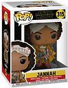 Star Wars - Jannah - Figura Funko POP