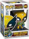 Marvel - Lobezno Marvel Zombies - Figura Funko POP
