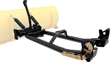 Can-Am Alpine Super-Duty Push Frame with Quick-Attach System