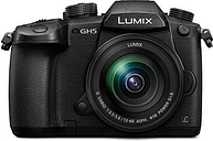 Panasonic Lumix GH5 Digital Camera with 12-60mm f3.5-5.6 Lens